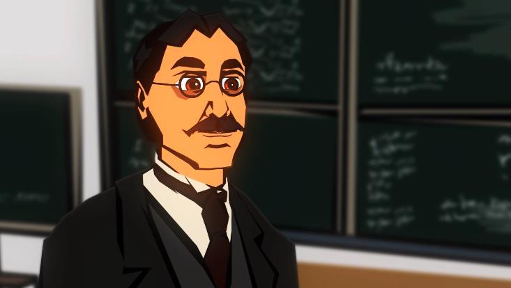 Pupin-kao-profesor
